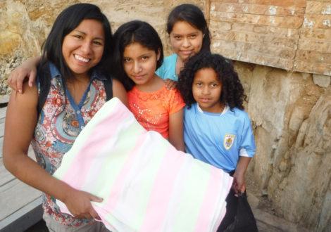 Esperanza Peru canoë de l'espoir